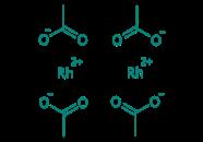 Rhodium(II)acetat Dimer, 98%