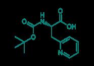 Boc-2-Pal-OH, 97%