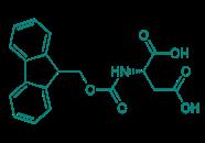 Fmoc-Asp-OH, 98%