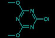 2-Chlor-4,6-dimethoxy-1,3,5-triazin, 98%