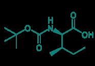Boc-D-allo-Ile-OH, 98%