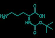 Boc-D-Orn-OH, 97%