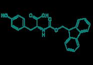 Fmoc-D-Tyr-OH, 98%