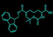 Boc-Orn(Fmoc)-OH, 98%