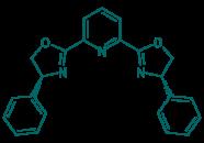(S,S)-2,6-Bis(4-phenyl-2-oxazolinyl)pyridin, 95%