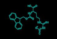 Fmoc-Arg(NO2)-OH, 95%