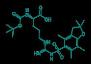 Boc-Arg(Pbf)-OH, 97%
