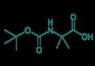 Boc-Aib-OH, 98%