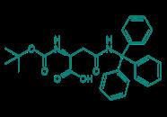 Boc-D-Asn(Trt)-OH, 98%