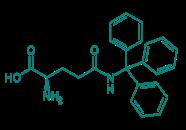 H-D-Gln(Trt)-OH · H2O, 98%