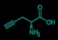 D-Propargylglycin, 98%