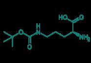 H-Orn(Boc)-OH, 97%