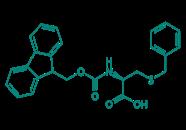 Fmoc-Cys(Bzl)-OH, 95%