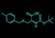 Boc-D-Cys(pMeBzl)-OH, 98%