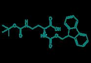 Fmoc-D-Dab(Boc)-OH, 97%