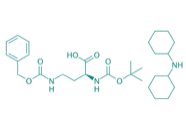 Boc-Dab(Z)-OH · DCHA, 95%