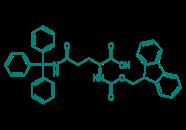 Fmoc-D-Gln(Trt)-OH, 98%