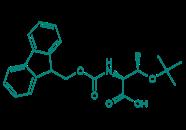 Fmoc-D-Thr(tBu)-OH, 98%