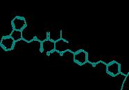 Fmoc-Val-Wang-Harz (1% DVB; 100-200 mesh; 0,3-0,8 mmol/g)