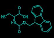 Fmoc-Cys-OH, 98%