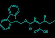 Fmoc-D-Ile-OH, 98%