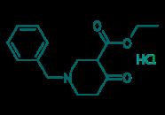 1-Benzyl-3-ethoxycarbonyl-4-piperidon HCl, 95%
