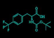 Boc-Phe(4-CF3)-OH, 97%
