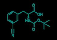 Boc-D-Phe(3-CN)-OH, 95%