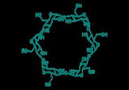 alpha-Cyclodextrin Hydrat, 98%