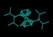 1,1'-Bis(diisopropylphosphino)ferrocen, 98%