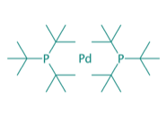 Bis(tri-tert-butylphosphin)palladium(0), 98%