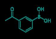 3-Acetylphenylboronsäure, 97%