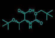 Boc-D-Thr(tBu)-OH, 98%