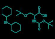 Boc-D-Ser(tBu)-OH · DCHA, 98%