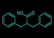 2-Benzyl-3-phenylpropionsäure, 97%