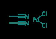 Bis(acetonitril)dichlorpalladium(II), 98%