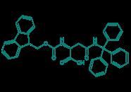 Fmoc-D-Asn(Trt)-OH, 98%