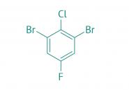 1,3-Dibrom-2-chlor-5-fluorbenzol, 97%