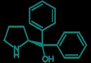 (S)-(-)-2-(Diphenylhydroxymethyl)pyrrolidin, 98%