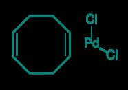 Dichlor(1,5-cyclooctadien)palladium(II), 98%