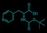 Boc-D-4-Pal-OH, 97%