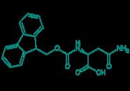 Fmoc-Asn-OH, 97%