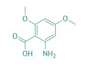 2-Amino-4,6-dimethoxybenzoesäure, 98%