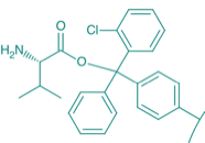 H-Val-2-Chlortrityl-Harz