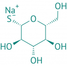 beta-D-Thioglucose Natriumsalz, 95%