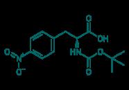 Boc-D-Phe(4-NO2)-OH, 97%