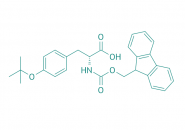 Fmoc-D-Tyr(tBu)-OH, 95%