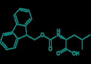 Fmoc-Leu-OH, 98%