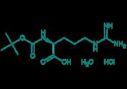 Boc-Arg-OH · HCl · H2O, 97%
