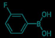 3-Fluorphenylboronsäure, 97%